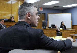 Testimony Begins In Hyde Criminal Case